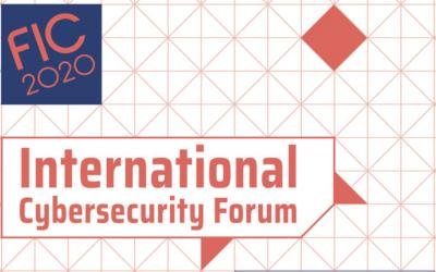 Sesame IT vous donne rendez-vous au FIC, du 28 au 30 janvier 2020