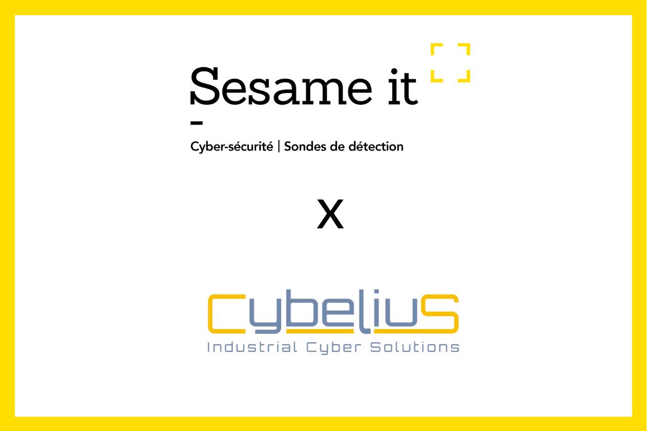 Partenariat Cybelius Sesame IT sonde durcie